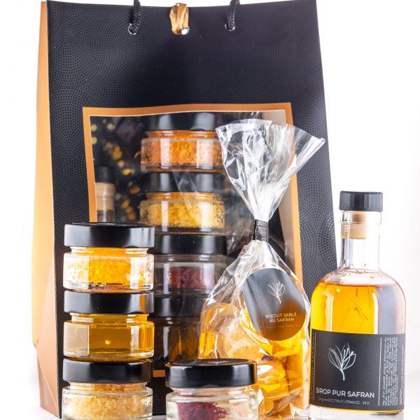 Coffret Grand Lux (inside bag)