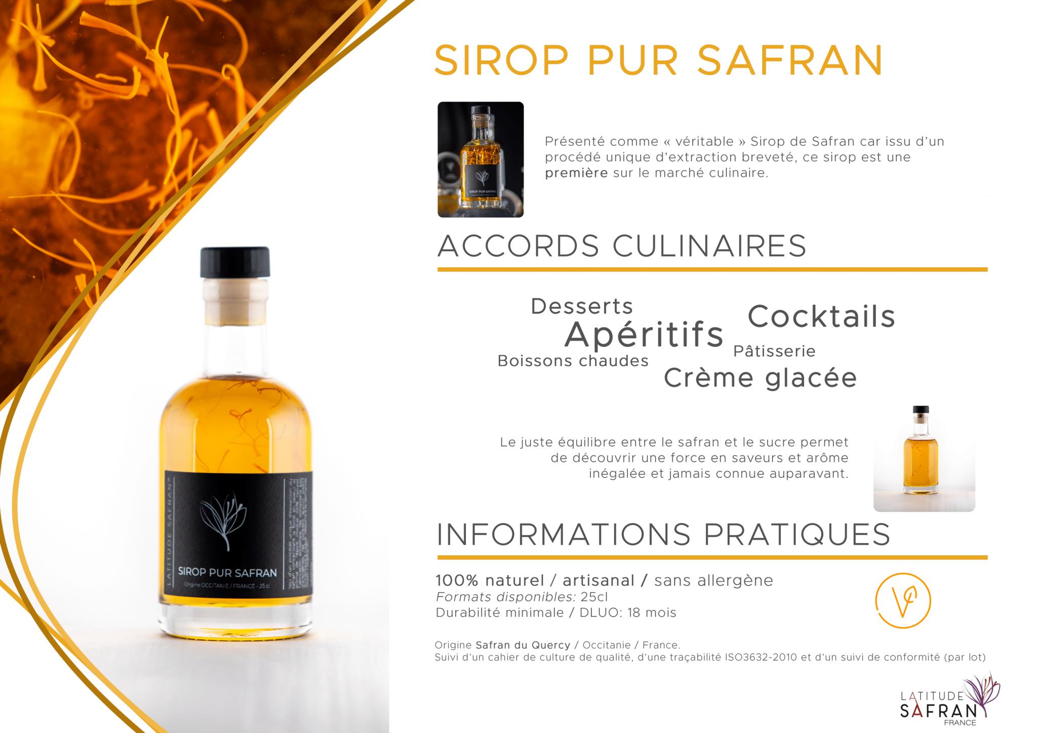 Sirop de safran-1